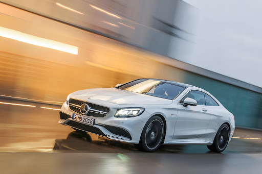 Полноприводные Mercedes-Benz S 500 4Matic Coupe и S 63 AMG 4Matic Coupe